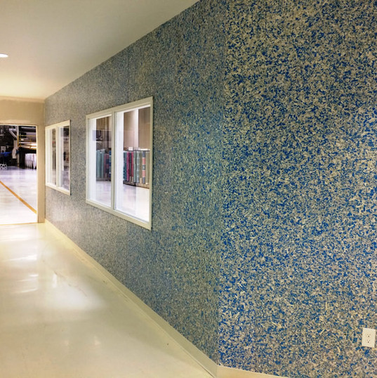 Exposed Interior - Commercial Application