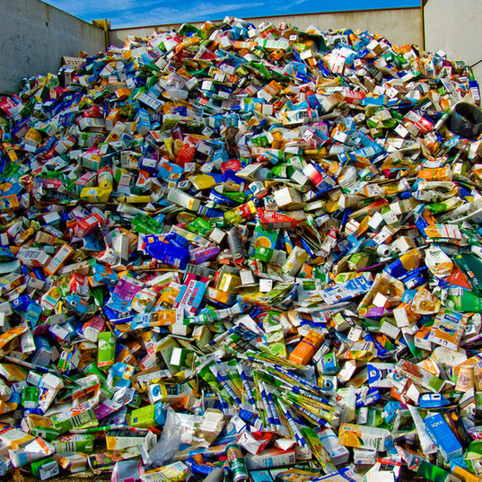 Used Beverage Cartons.