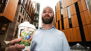 Green Solution to Sydney's addiction to disposable coffee cups