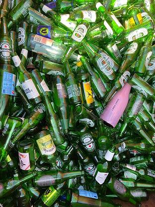 one love green glass.JPG