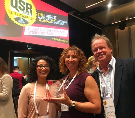 Muffin Break wins QSR Media Awards