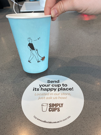 The Coffee Club and Simply Cups