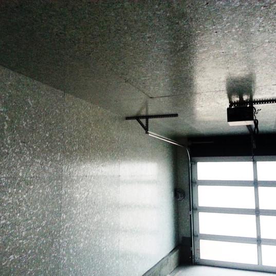 Exposed Interior Garage Fitout