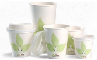 The compostable cup you can't compost, and the trouble with our recycling system