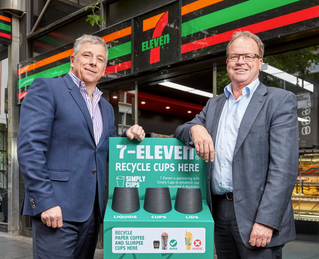 7-Eleven partners with Simply Cups