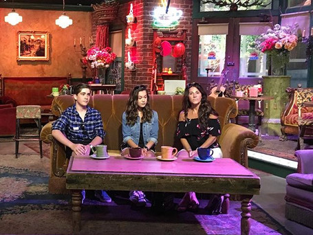 #throwback to chilling in Central Perk.