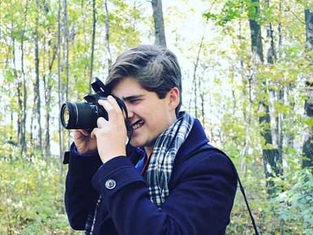 🍁Fall photography and fun with friends