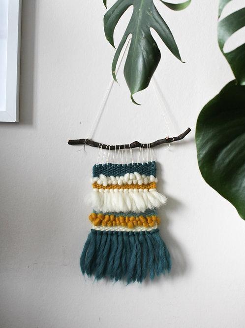 Weaving wall hanging | Electric