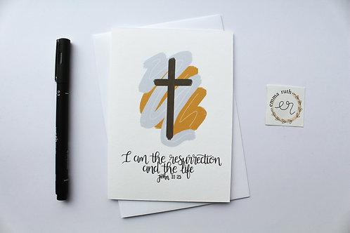 Easter Card | John 11 (Available in packs)