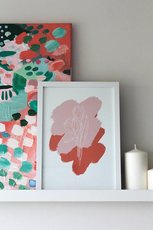 The Tulip Print