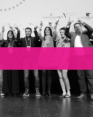Pink Rosé Festival Awards