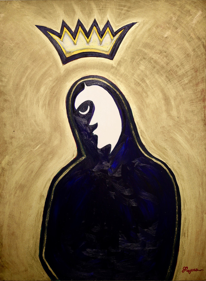 """Mary Queen Of Heaven"""