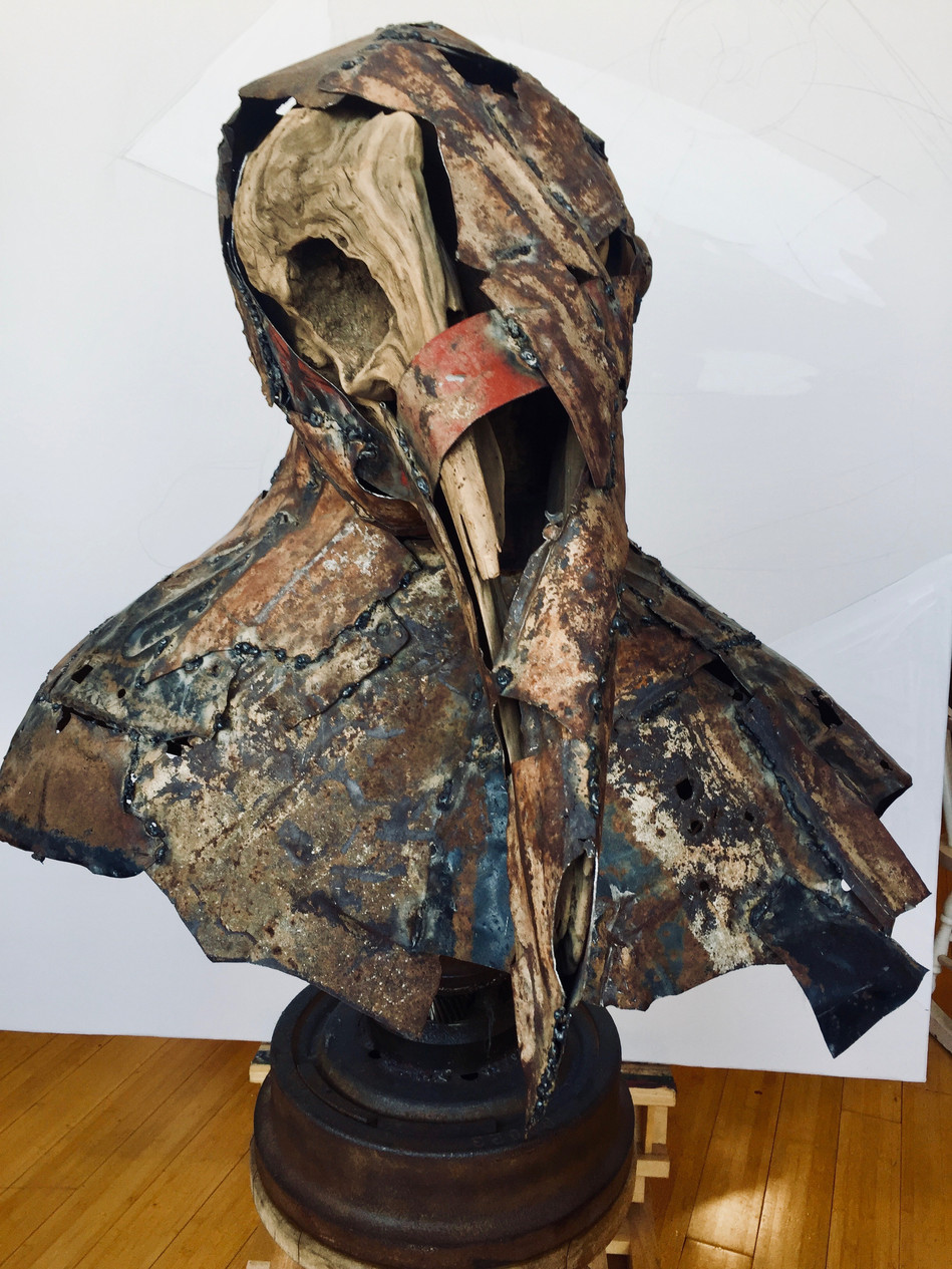"""The Plague Doctor"""
