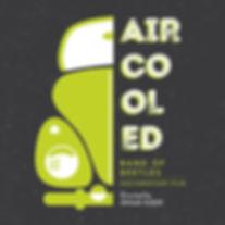 Aircooled Documentary Film poster. Hava Soğutmalı film afişi