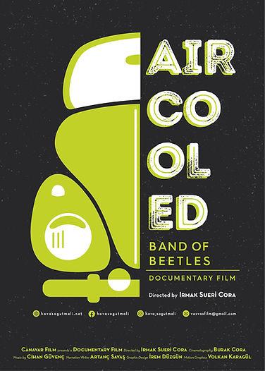 Aircooled | Band of Beetles Film Poster