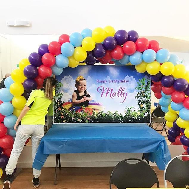 Happy 1st Birthday Molly ❤️ > Wiggles Ga