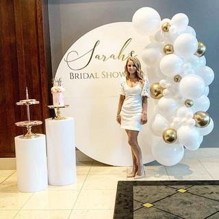 A gorgeous Bridal Shower for Sarah 💕  B
