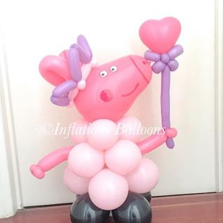 #princessballoons #princess #peppapig #p