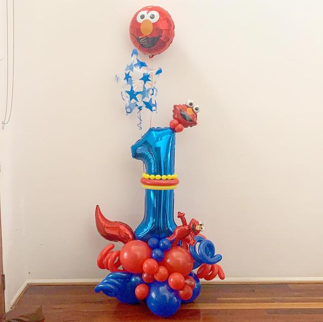 Balloon Composition_Single_Number_6.jpg