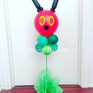 Hungry Caterpillar 🐛  #inflationsballoo