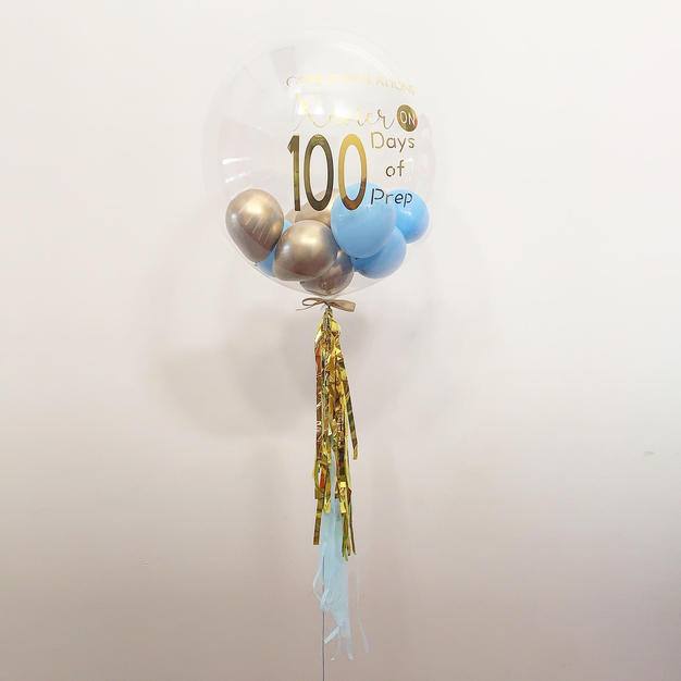 Personalised Bubble Fun