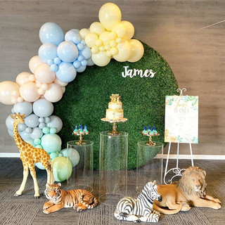 Happy 1st Birthday little James 🤗 ♥ It
