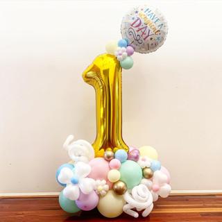 Balloon Compositon_Single_Number_3.jpg