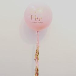 60cm Personalised Balloon