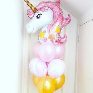 Supershape Balloon Arrangment