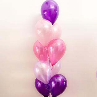 Nine Balloon Tower