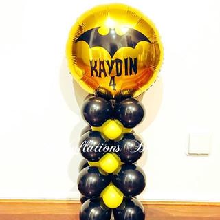 #inflationsballoons #balloons #batman #b