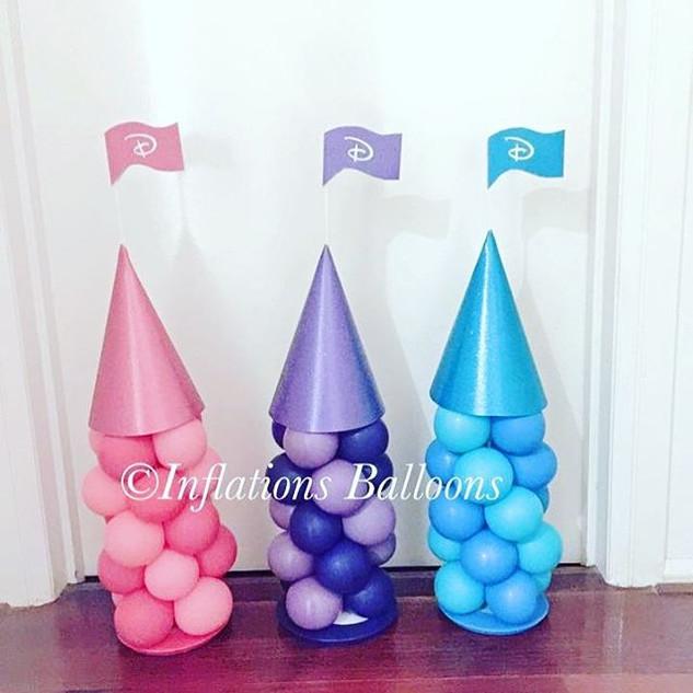 Disney Princess  #inflationsballoons #di