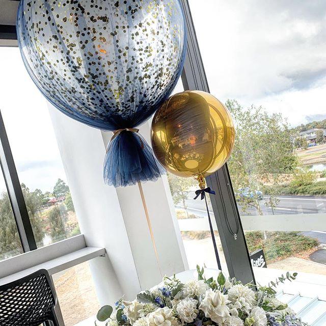 Tulle Confetti Balloon