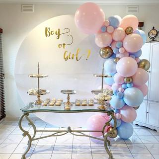 Baby Sower & Gender Reveal Celebrations