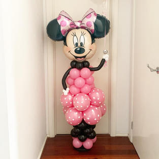 Life Size Girl Mouse