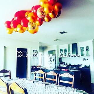 ORBZ  #inflationsballoons #garland #orga