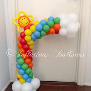 #inflationsballoons #bithdayballoons #ba