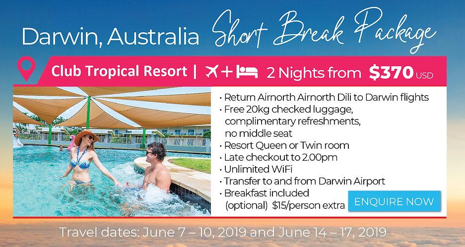 Club Tropical Resort - Premier Room ($37