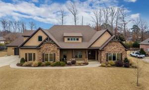 Top Central Arkansas Home Builder Rye