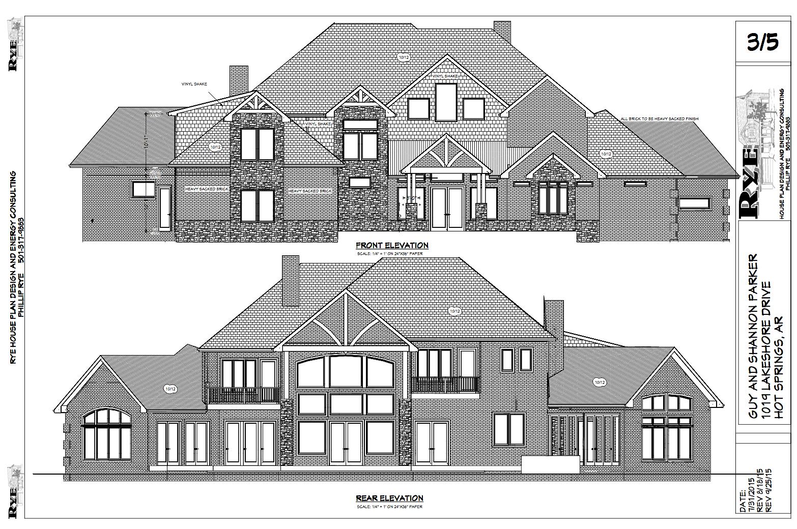 Rye energy efficient home builder benton arkansas bryant for Little rock custom home builders