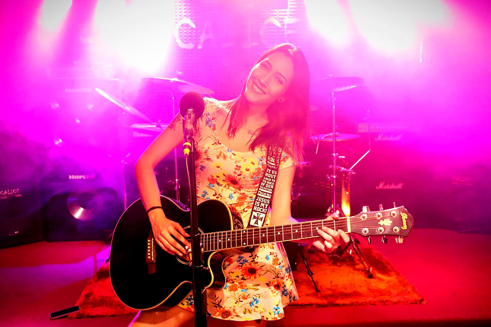 Clases de Guitara Acústica en La Molina