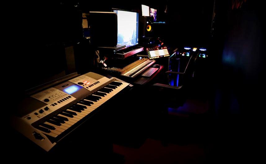 Proceso de Postproducción de una canción