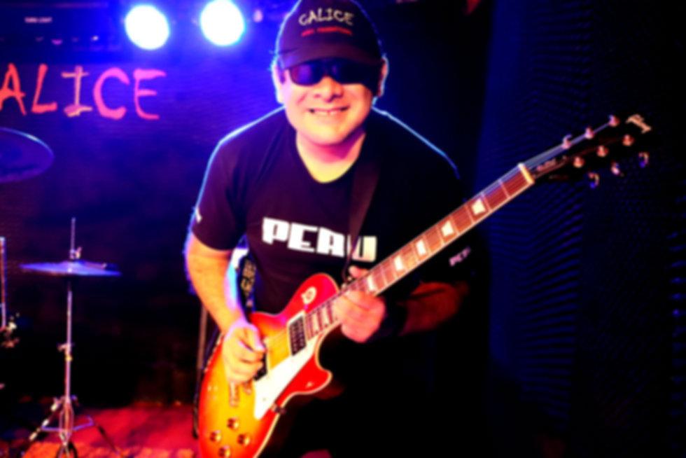 Clases de Guitarra Eléctrica en La Molin