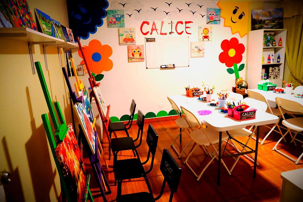 Clases de Dibujo y Pintura en La Molina