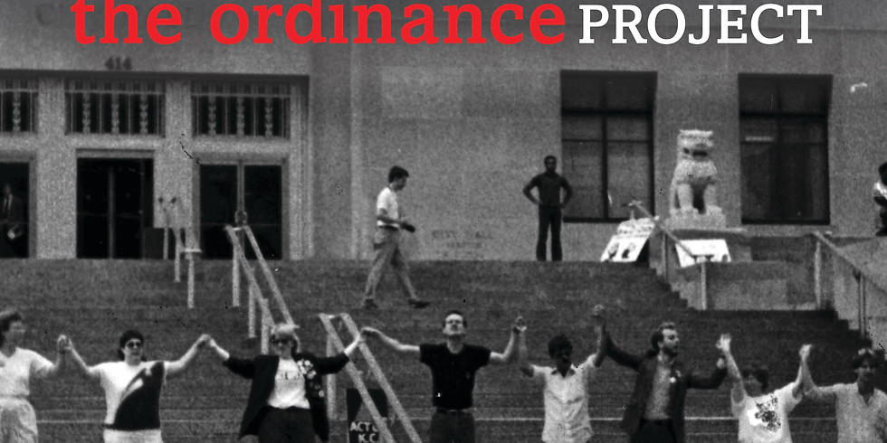 The Ordinance Project VIP Premiere