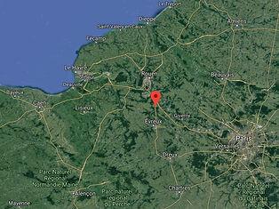 Acquigny en Normandie