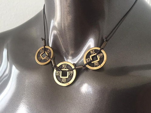 Kyoryuger Gold Necklace
