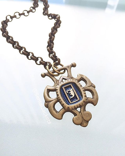 Gokaiger Blue Necklace