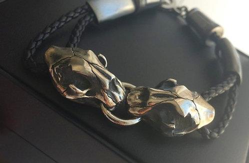 Kyoryuger Black Bracelet