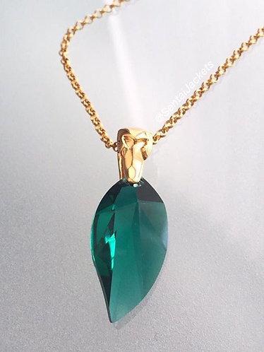Magiranger Green Necklace